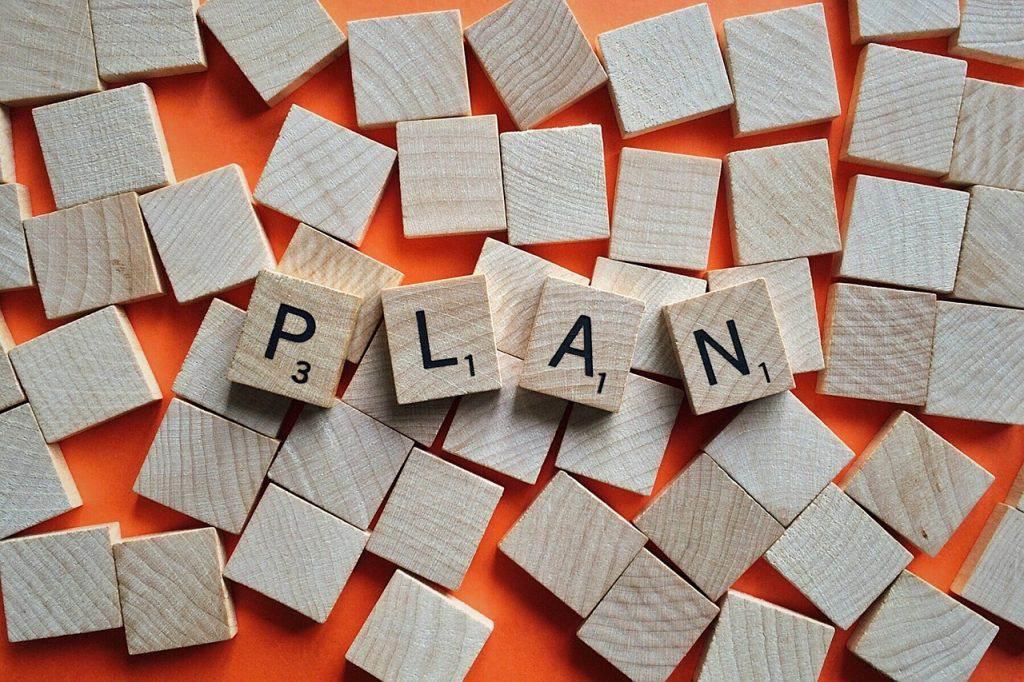 План по достижению целей