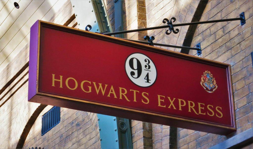 Учить английский по Гарри Поттеру