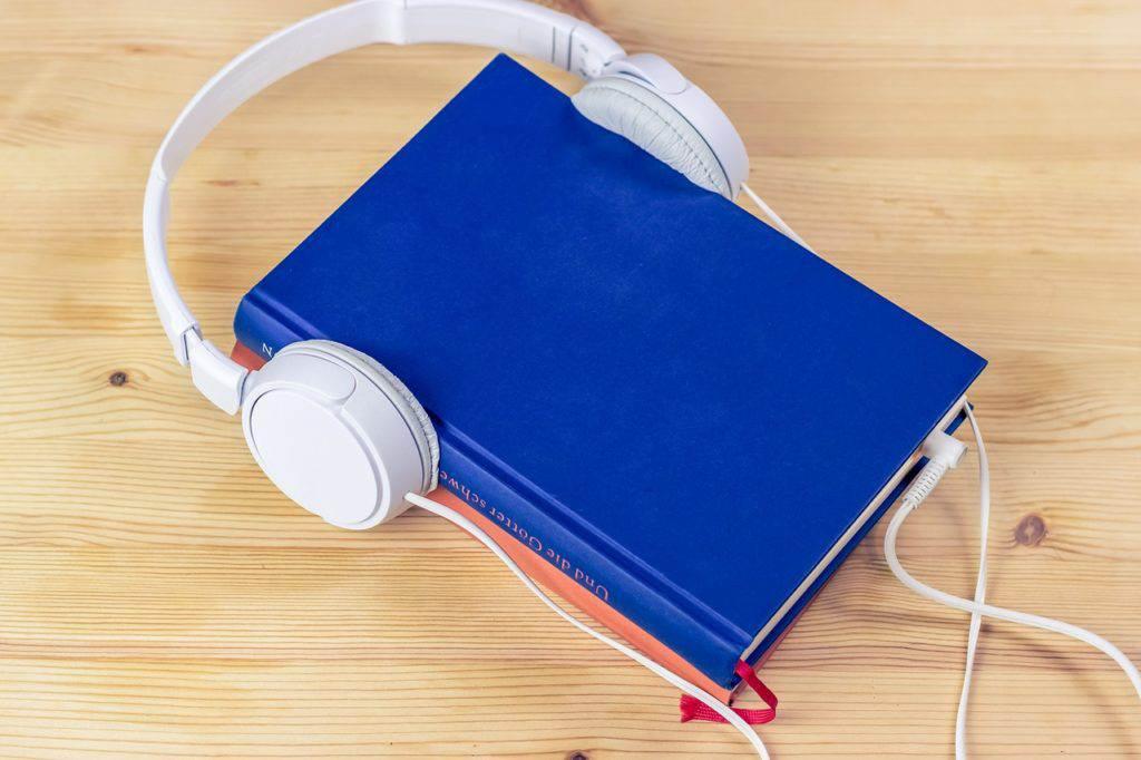 Аудиокнига на английском